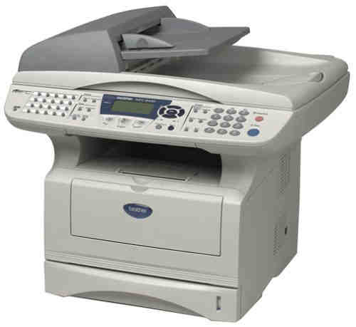 BROTHER LASER FAX FOTOKOPİ PRİNTER RENKLİ SCANNER YAZICI
