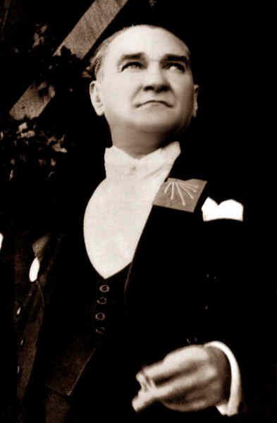 Mustafa Kemal Atatürk resmi